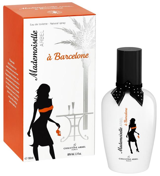 Plaisir infini juste fille parfum